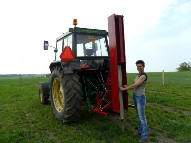 Alle nye Pælehammer | AltiMaskiner FS09